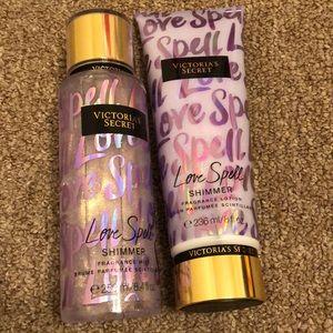 Victoria's Secret Discontinued Love Spell